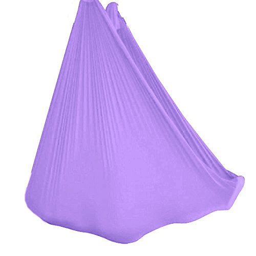 if the ceiling is high extended with a length of 70 cm and needs to extend the zone anti gravity yoga length from 1 4 to 1  5 meters so it also can be     wellsem deluxe l 5 5 yards w 3 yard yoga flying swing aerial yoga      rh   foldbold