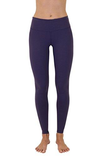 1eef488e08 90 Degree by Reflex Women's Power Flex Yoga Pants - Violet Storm - M