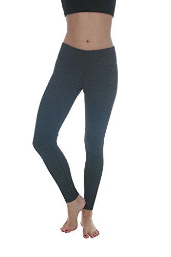 eca5c4f98b446 Black – XL – 90 Degree by Reflex Power Flex Yoga Pants – FoldBold