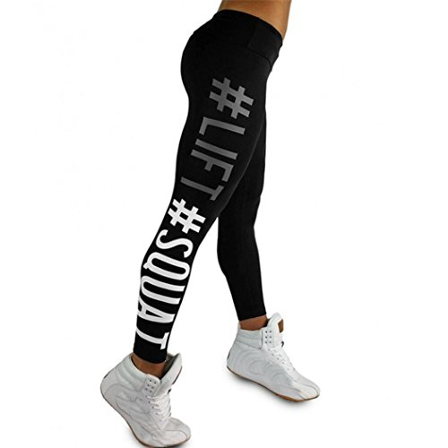 3201229a45c Gillberry Women s Workout Leggings Fitness Sports Running Yoga Athletic  Pants