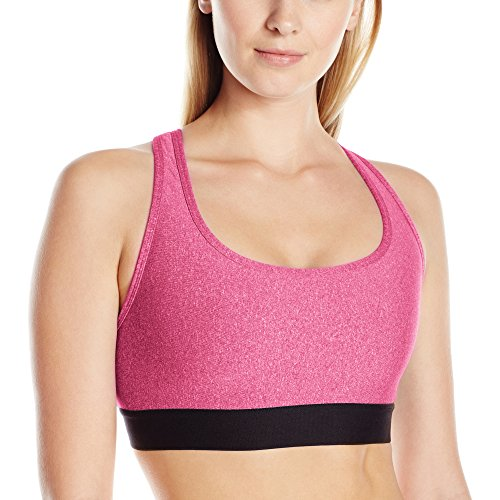 60ad0d8a45 Hanes Sport Women s Compression Racerback Sports Bra. Hanes sport builds on  our comfort heritage with innovative technologies to give you the looks  that fit ...