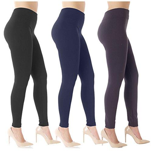 e2a5646744f Premium Ultra Soft Leggings High Waist – Regular and Plus Size – 12 ...