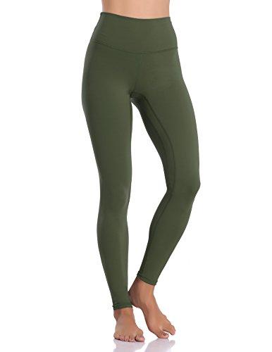de6b8f43a6970 Colorfulkoala Women s Buttery Soft High Waisted Yoga Pants Full-Length  Leggings L