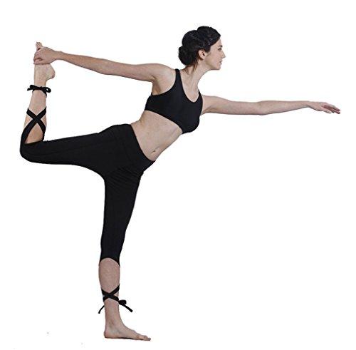Queenie Ke Women Power Flex Yoga Pants Workout Running