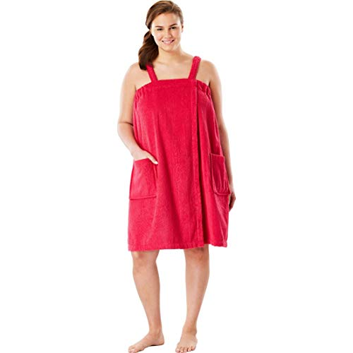 Plus Size Spa Towel Wrap 100/% Cotton Terry Shower Body Bath Wrap Towel