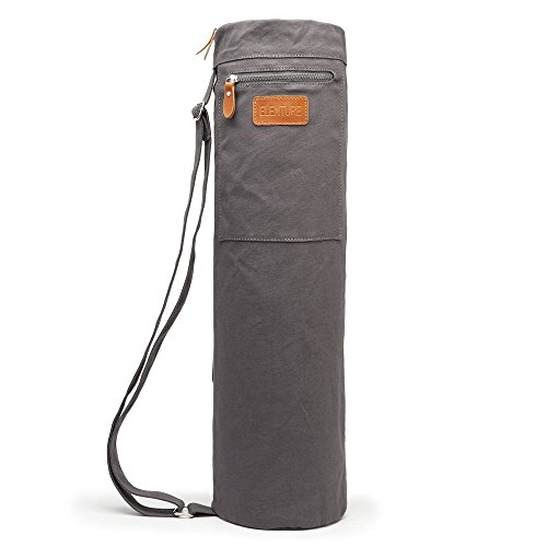 Boence Yoga Mat Bag Full Zip Exercise Yoga Mat Sling Bag
