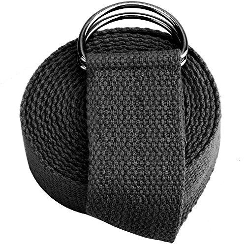 Aimerday All In One Yoga Mat Natural Rubber Extra Thick: REEHUT Yoga Mat Bag, Full-Zip Exercise Mat Carrying Bag