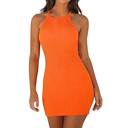 Maxi Dess for Women Plus Size Sleeveless Wobuoke Boho Sleeveless Floral Print Tank Long Maxi Dress