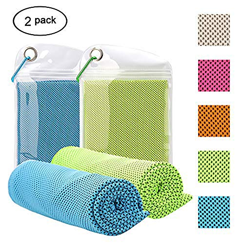 Fitness Dry Sports Cooling Towel For Gym Best Workout face Iced Sweat Towels US2