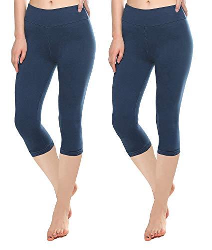 High Waisted Leggings Pants with Pockets Reg /& Plus Size KT Buttery Soft Leggings for Women