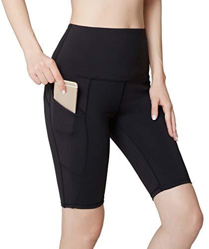 Vintage Retro Fencing Womens Power Flex Yoga Shorts Bike Running Yoga Shorts Underwear
