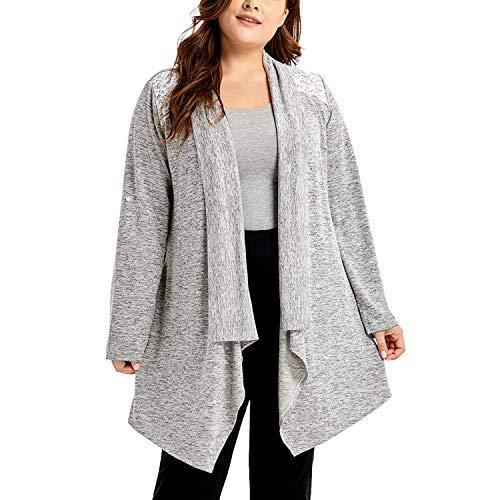 Yaseking Women Woolen Hooded Coat Lady Long Sleeve Zipper Vintage Plaid Stitching Plush Neck Jacket