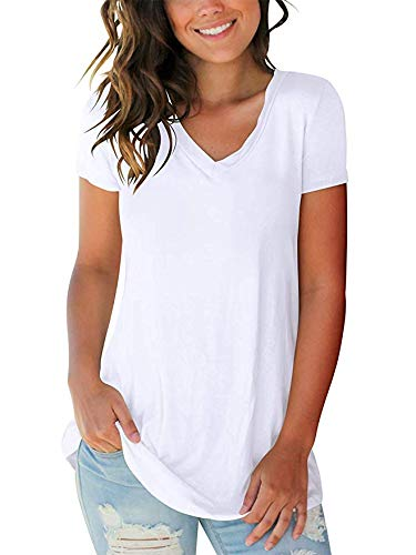 Womens Twist Front Shortsleeve Roundneck Soft Rayon Fitted T-Shirt Crop Tops